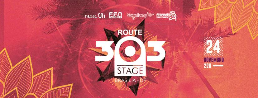 Route 303 Stage BSB