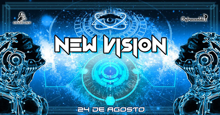 newvision psytrance